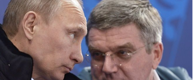 Russia hails CAS not banning athletes from Olympics, slams Putin exclusion